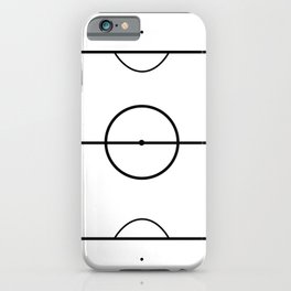 Soccer Field iPhone Case