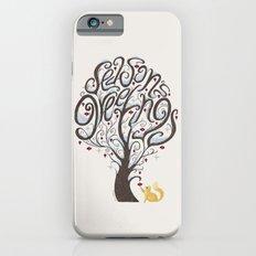 Season's Greetings Slim Case iPhone 6s