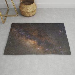 'Dark Horse Nebula' - Galactic Center July 4th, 2019 Rug