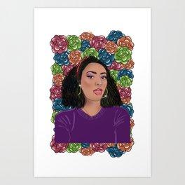 Latinx Art Print