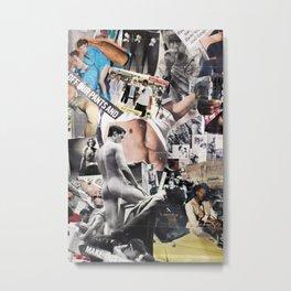 Les Gars p. 1 Metal Print