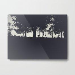 The Horizon Metal Print