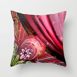 Lucky Wing Throw Pillow