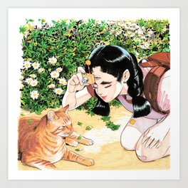 TRII 002 Art Print