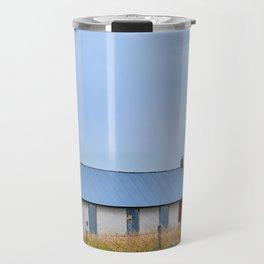 Nebraska Prairie Travel Mug