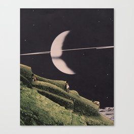 The Children of Titan Canvas Print