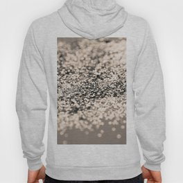 Sparkling Sepia Glitter #1 #shiny #decor #art #society6 Hoody