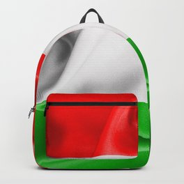 Hungary Flag Backpack