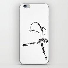 Bailarina Crayola iPhone & iPod Skin