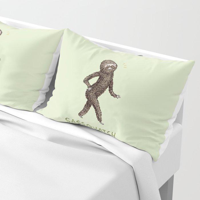 Sassquatch Pillow Sham