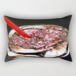 Freddo time Rectangular Pillow