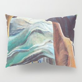 Emily Carr Forest British Columbia Painting Pillow Sham