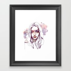 Those Dreams are Getting Away from Me Framed Art Print