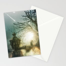 Coming Home Stationery Cards
