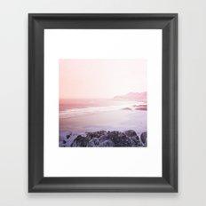 Woolacombe Framed Art Print