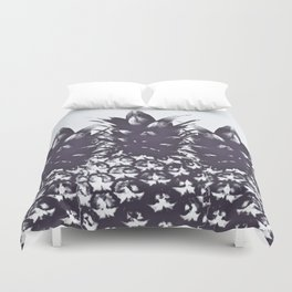 Shades of Grey Duvet Cover