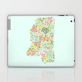 Mississippi Florals Laptop & iPad Skin