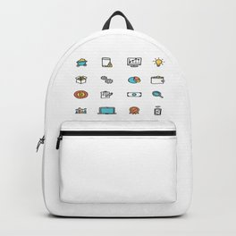The Future Is Bitcoin Backpack