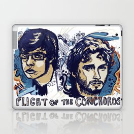 Flight of the Conchords Laptop & iPad Skin