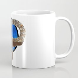 Creature of Water (porthole edit) Coffee Mug