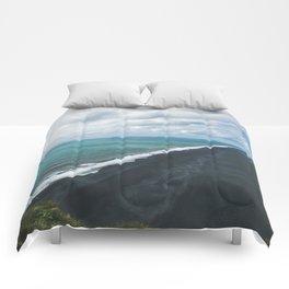 Endless Coastline Comforters