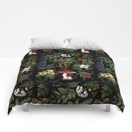 Poison Plants Comforters