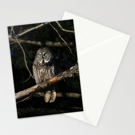 Darkness I defy thee Stationery Cards