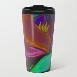 Monsoon Lotus Travel Mug