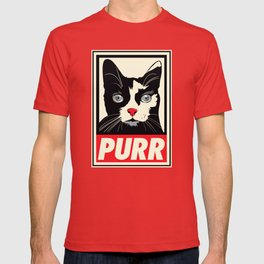 PURR Propaganda T-shirt