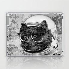 Space Kitten Laptop & iPad Skin