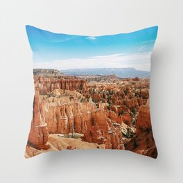 Bryce Canyon, Utah Throw Pillow