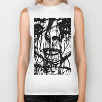 sam smith Biker Tanks featuring Sam  by Pascale Denning