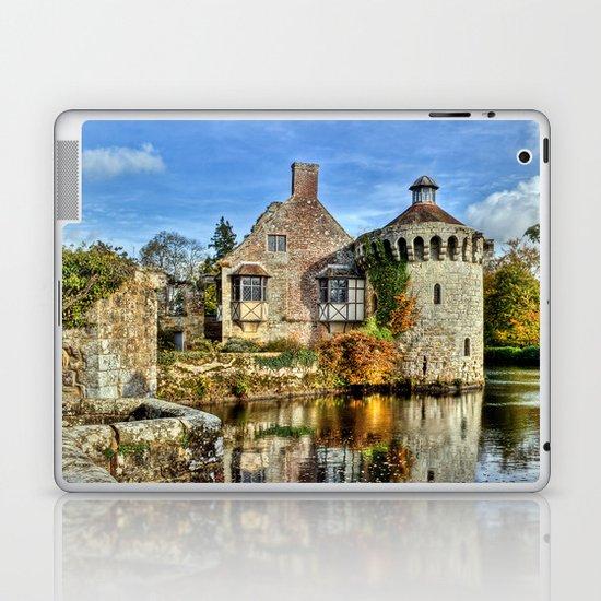 Scotney Castle Laptop & iPad Skin