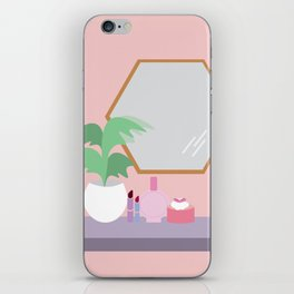 Barbi Girl iPhone Skin