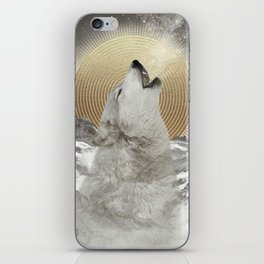 Turn Your Face To The Sun iPhone Skin