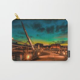 Derry Peace Bridge by Zolita Mykytyn Carry-All Pouch