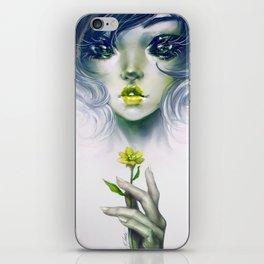 Quixotic - Alien or fairy? iPhone Skin