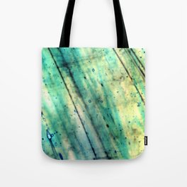 Stained Glass Texture Tote Bag