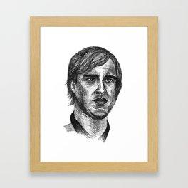 The Dutchman Framed Art Print