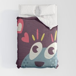 Kawaii Cute Candy Character Comforters