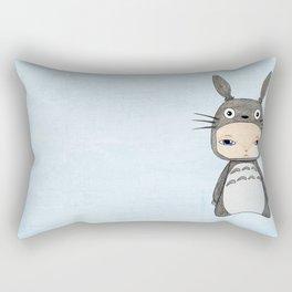 A Boy - My Neighbor T. Rectangular Pillow