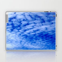 Mackerel sky Laptop & iPad Skin