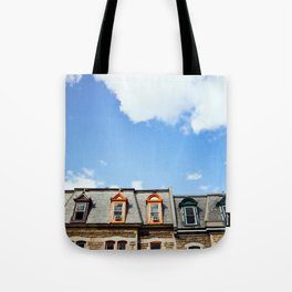 Bright Skies Tote Bag