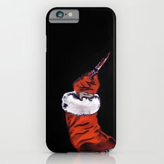 Black XMas. You Better Watch Out Slim Case iPhone 6s