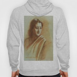An Indian Woman Hoody