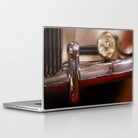 silver Laptop & iPad Skins featuring Silver by Lia Bernini