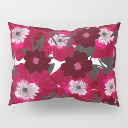 Flowers Overflowing Pillow Sham