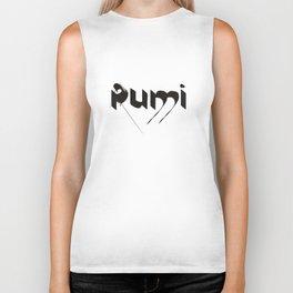 Rumi Biker Tank