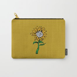 Death Sunflower Carry-All Pouch