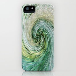 Jump In If You Can iPhone Case